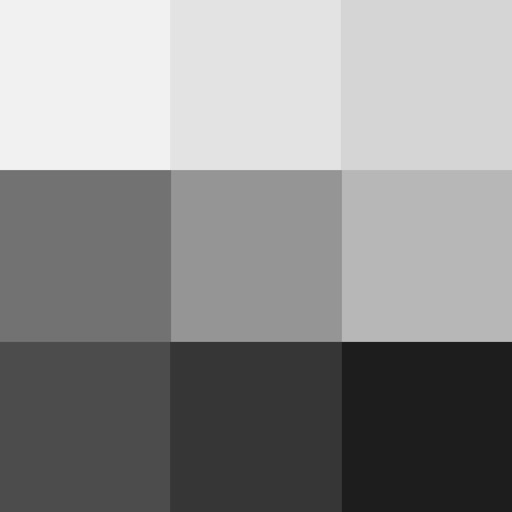 Shades of Gray Game