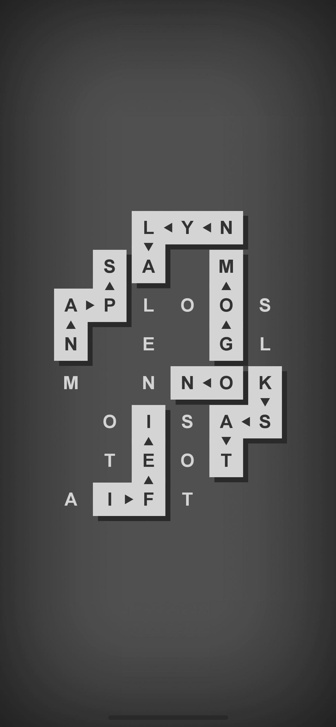 Screenshot do app Lettergraf