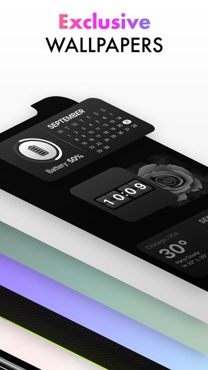 Pro Widget : Color Widgets screenshot-8