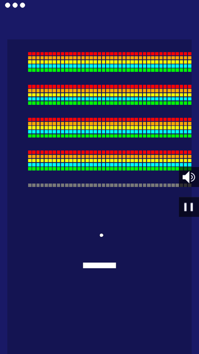 Many Bricks Breaker ScreenShot0