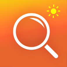 ‎Magnifying Glass & Flash Light