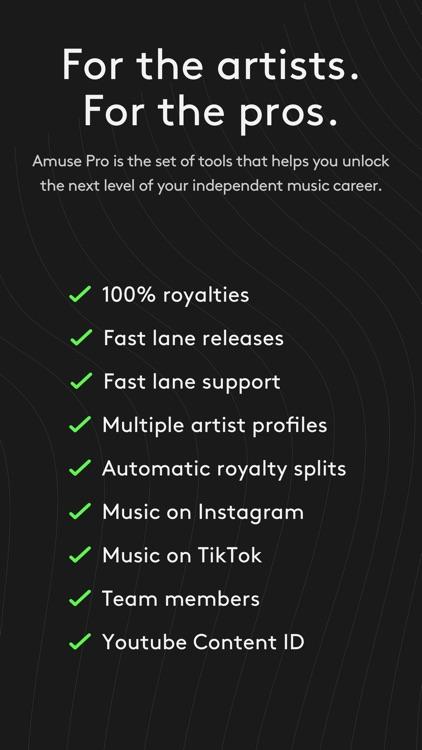 Amuse Music Distribution screenshot-4