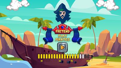 私の海賊島ゲームのふりをする紹介画像1