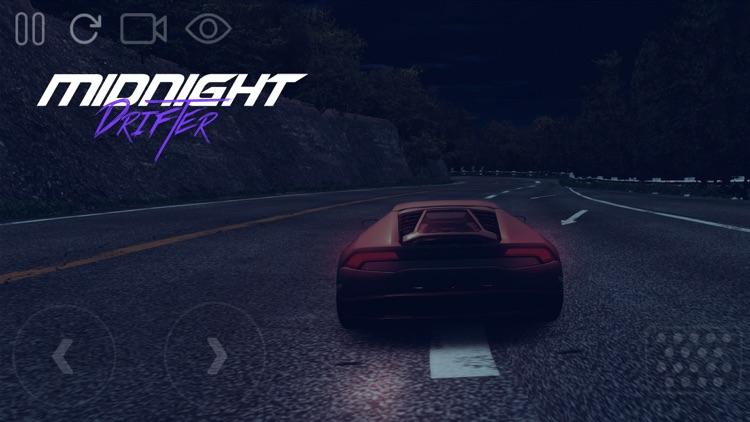 Midnight Drifter Online Race screenshot-3