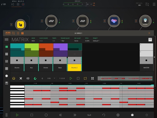 LK - for Ableton Live & Midi