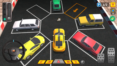 Car Parking : City Car Driving screenshot one