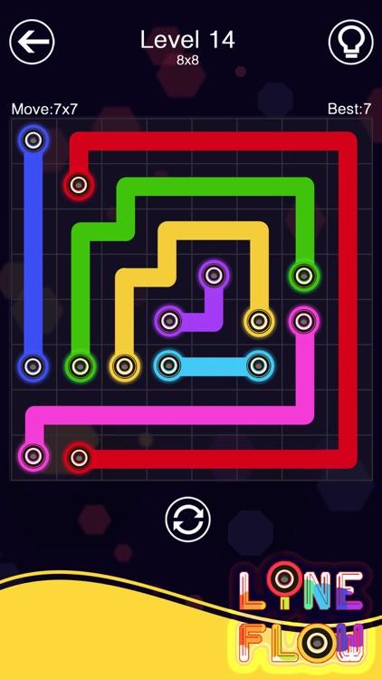 Line Link - One Line Puzzle ! screenshot-3