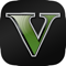 App Icon for Grand Theft Auto V: The Manual App in United States IOS App Store