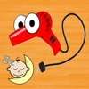 Hairdryer Sound For Baby Sleep