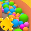 Sand Balls - Jigsaw Puzzle