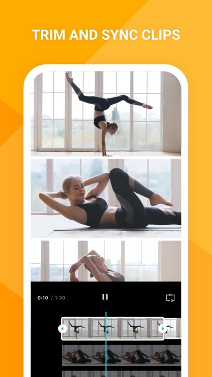 PhotoGrid Video Collage maker screenshot-3