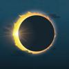 Sol och måne 3D