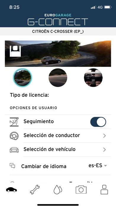 Screenshot for AppGconnectES in Spain App Store