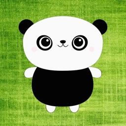 Panda's Eyes - Fun and Relax