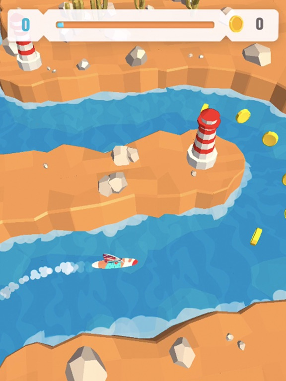 Splash Drift 3D screenshot 6