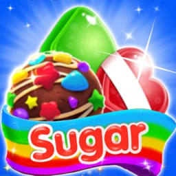 Candy Sugar - Match 3