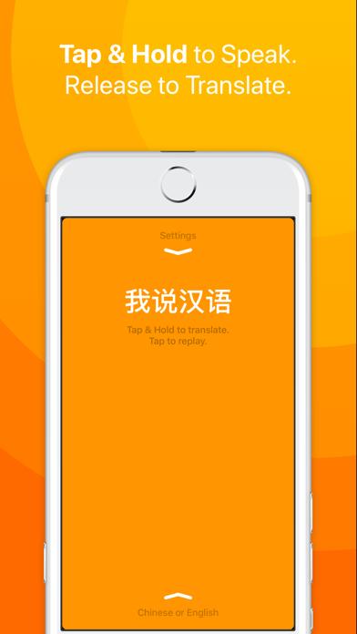 iTranslate Converse Screenshot