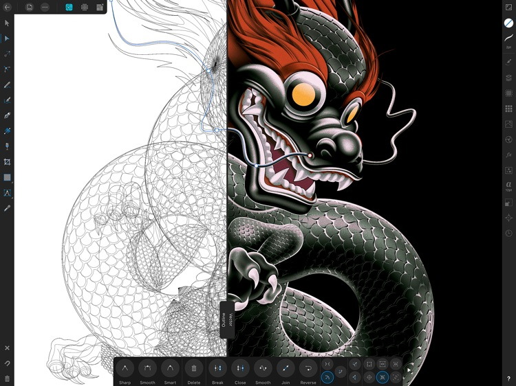 Affinity Designer screenshot-3