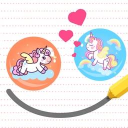 Draw Pony Go