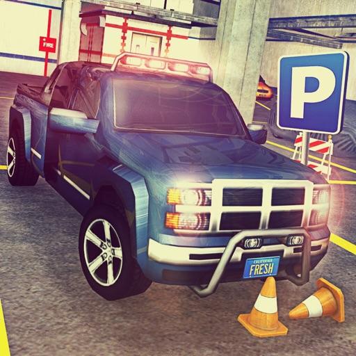 3D Real Car Parking Game