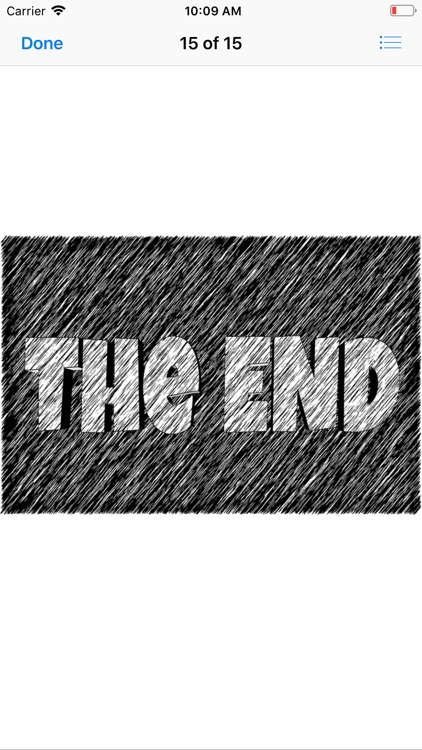 The End Stickers screenshot-6