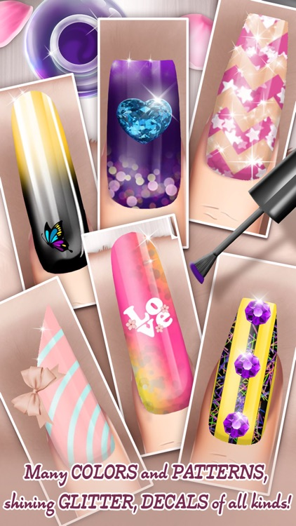 Manicure & Pedicure Nail Salon