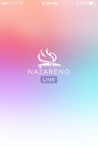 Nazareno Live - náhled