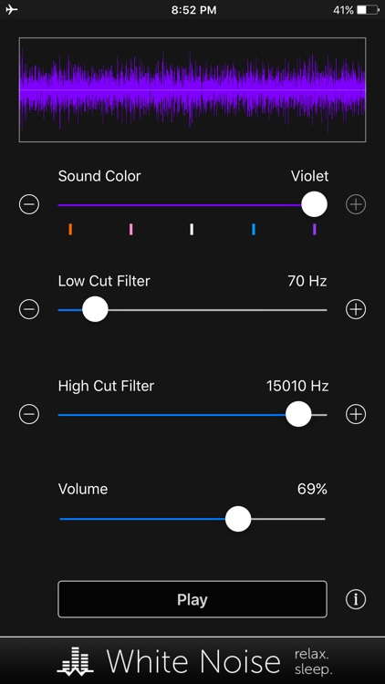 Noise Generator: Full Spectrum screenshot-3