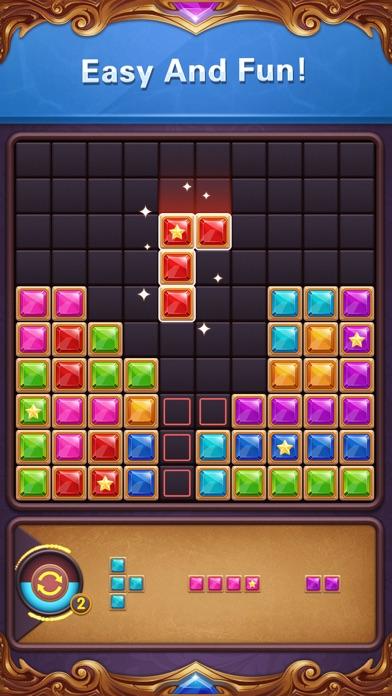 ブロックパズル:ダイヤモンドスターブラストのスクリーンショット2