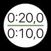 トレーニング用タイマー – タバタインターバルタイマー - iPhoneアプリ