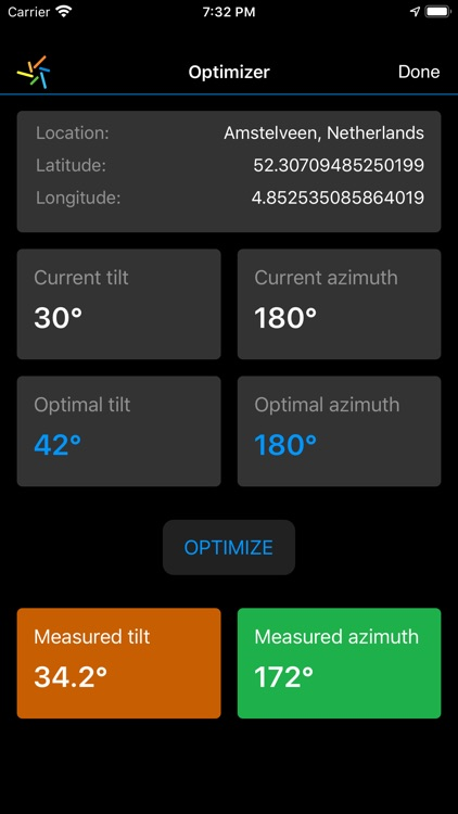 My Solar Panel screenshot-7