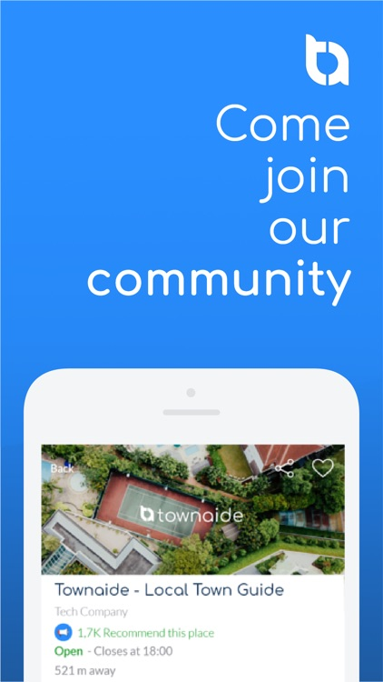 Townaide: Add & Earn screenshot-3