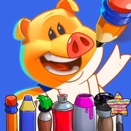 Drawing Games for Kids: Piggly