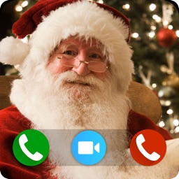 Santa Video Call - Call & Text