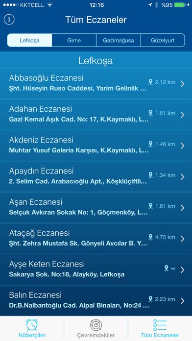 download Kuzey Kıbrıs Eczaneleri indir ücretsiz - windows 8 , 7 veya 10 and Mac Download now