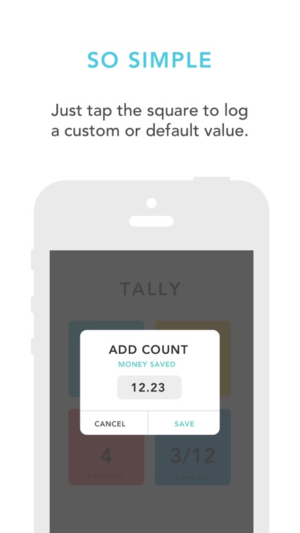 Tally: The Anything Tracker screenshot-3