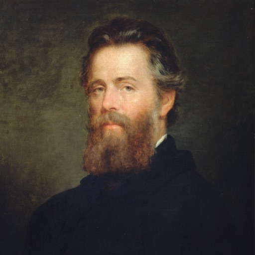 Herman Melville's works icon