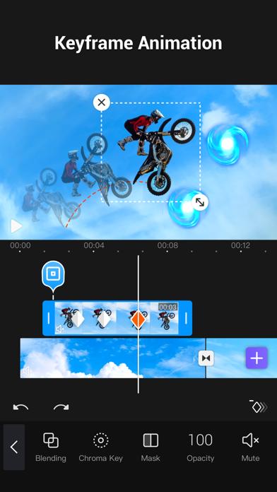 VivaCut - Pro Video Editor Screenshot