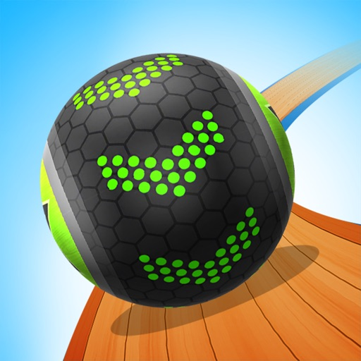 Going Balls free software for iPhone and iPad