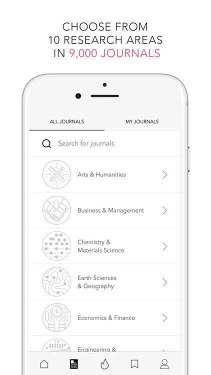 RESEARCHER: Academic Journals