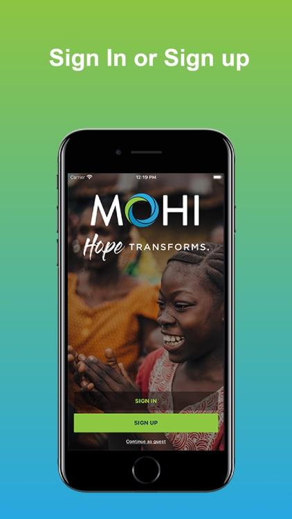 MOHI screenshot-0