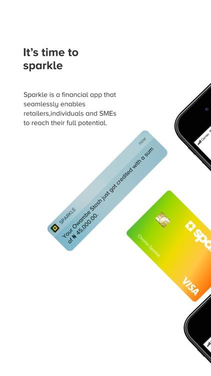 Sparkle - Finance & Lifestyle