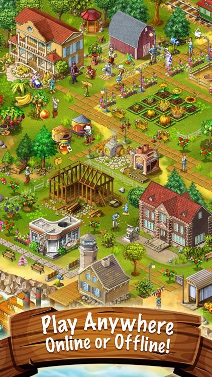 Jane's Farm: farming town screenshot-7