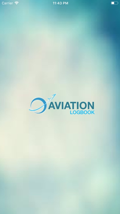 Aviation Logbook by Andy Woan