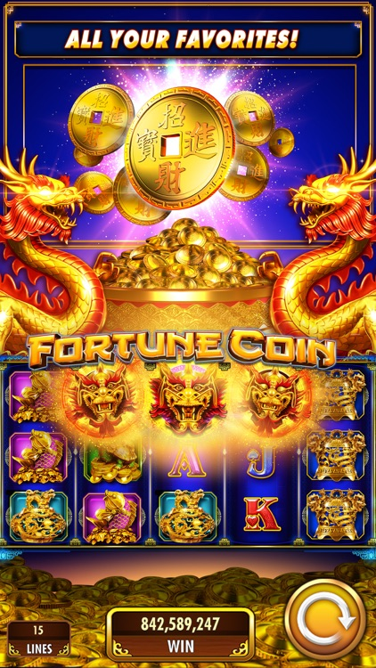 DoubleDown™- Casino Slots Game screenshot-5
