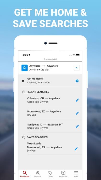 Drive XPO: Find & Book Loads screenshot-3