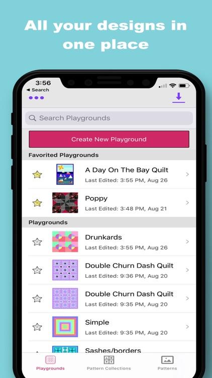 Quiltler 2 - Quilting App screenshot-9
