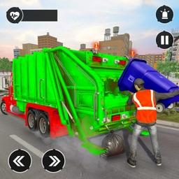 City Trash Truck Simulator