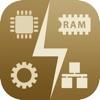 SYSTEM ユーティリティダッシュボード(ライト) - iPhoneアプリ
