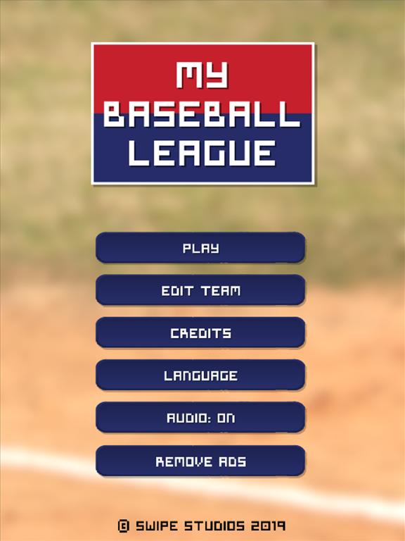 My Baseball League screenshot 10